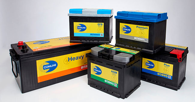 COMLINE BATTERIES